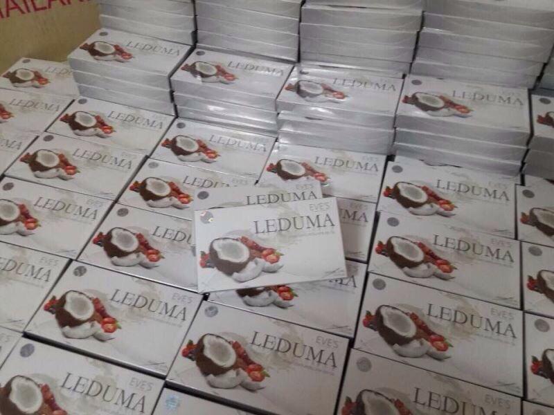 LEDUMA (เลอดูมา) ผลิตภัณฑ์เสริมอาหาร เเพคเกจใหม่ เพื่อผิวขาว หน้าใส ของแท้ ราคาถูก ปลีก/ส่ง โทร 081-859-8980 ต้อมค่ะ