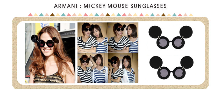 Mickey Glasses