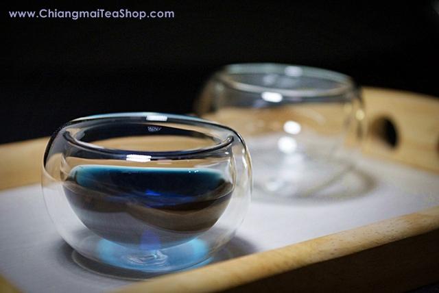 ชาดอกอัญชัน - ฺีButterfly Blue Pea