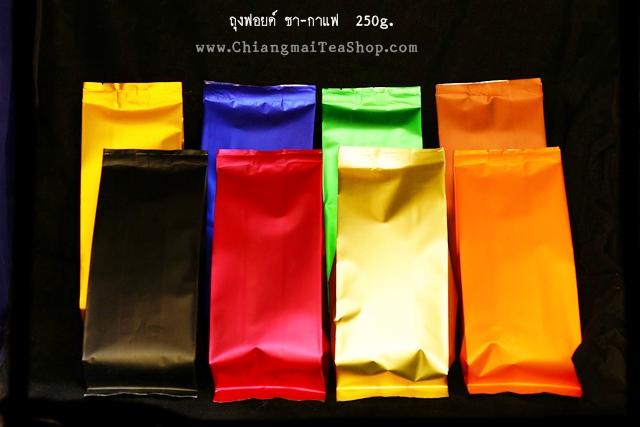 ถุงฟอยด์ ชากาแฟ - Coffee Foil Bags