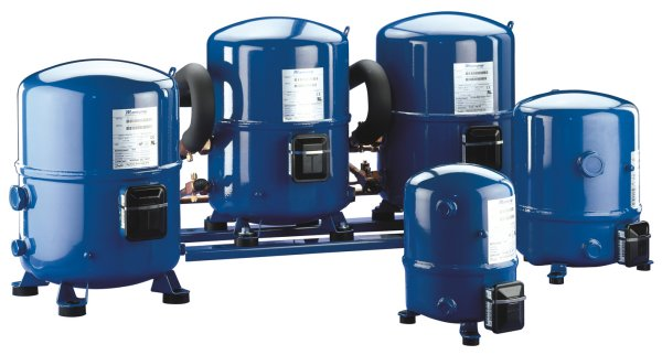Maneurop, Scroll Compressors