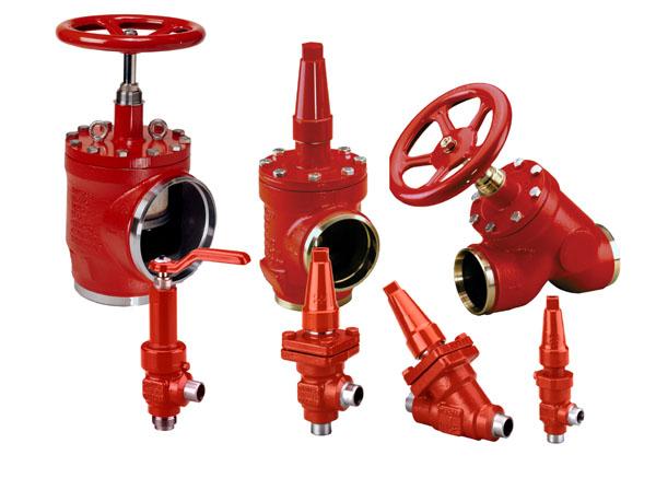 Stop Valve, Shut-off valves