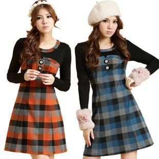 XL,XXXL สีฟ้า พร้อมส่ง เสื้อผ้า คนอ้วน แฟชั่นไซส์ใหญ่ นำเข้า 100% ไซส์ใหญ่ ราคาถูก สไตล์เกาหลี