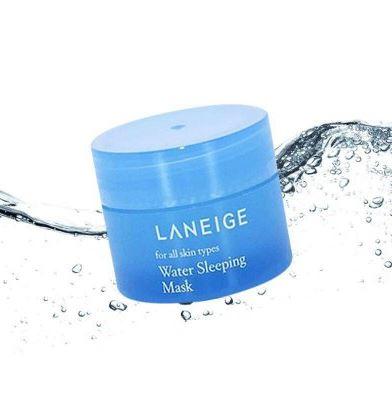 **พร้อมส่ง** Laneige Water Sleeping Pack 15ml. มาส์กที่ขายดีที่สุดในเอเชียเป็นเวลา 8 ปี ด้วยคุณสมบัติเนื้อเจลบางเบาสีฟ้าใส ที่ให้ความชุ่มชื่นอย่างมีประสิทธิภาพ มอบความกระจ่างใส และลบเลือนริ้วรอยอย่างมีประสิทธิภาพ ตื่นนอนมาผิวหน้านุ่มชุ่มชื่น แลดูกระจ่