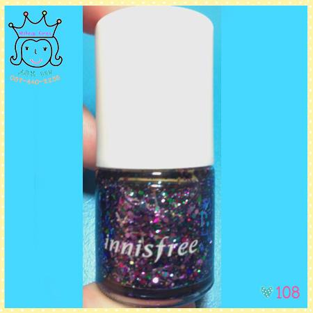 < 108 >Eco Nail Color