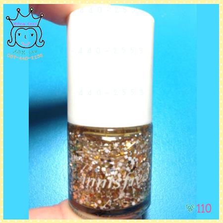 < 110 >Eco Nail Color