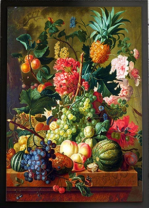 Tropical Fruit (พิมพ์ลาย)