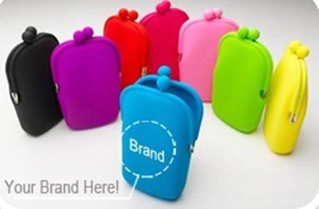 Silicone Bag พรีเมี่ยม สามารถใส่โลโก้ของคณได้ค่ะ