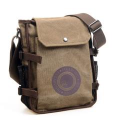 กระเป๋าผู้ชาย ราคาถูก กระเป๋าสะพาย เท่ๆ มี สีดำ สีกากี สีน้ำตาล สีเขียว