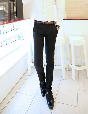 กางเกง กางเกงขายาว กางเกงขายาวชาย กางเกงเข้ารูป ขาเดฟ กางเกงแฟชั่นชาย กางเกงแฟชั่นเกาหลีชาย กางเกงผู้ชาย กางเกงแฟชั่น กางเกงขายาว กางเกงทำงาน กางเกงเกาหลี แฟชั่นเกาหลี
