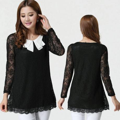 เสื้อสวยๆ L-XXXL ส่งฟรี Pre-order สั่งจองล่วงหน้า โอนเงิน รอ สินค้า23-28 วันค่ะ เสื้อผ้าไซส์ใหญ่ แฟชั่นเกาหลี เสื้อผ้าคนอ้วน ราคาถูก นำเข้า 100%
