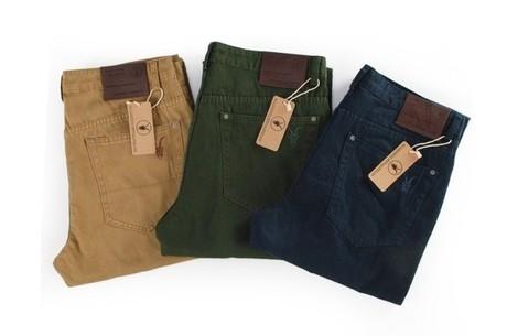 กางเกง ลำลอง  ขายาว ALL  SAINTS  แฟชั่นการเกงผู้ชาย  สินค้ารับประกันคุณภาพ  สินค้าส่งตรงจากจากต่างประเทศ