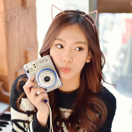 (พร้อมส่ง สีชมพูบานเย็น , แดง, ดำ, กรมท่าเข้ม ค่ะ)  ที่คาดผมสไตล์เกาหลี  แบบน่ารักมากๆจ้า