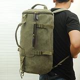กระเป๋าผู้ชาย ผู้หญิง ราคาถูก กระเป๋าสะพายหลัง เป้ มี สีกากีเข้ม สีน้ำตาล สีเขียวกองทัพ