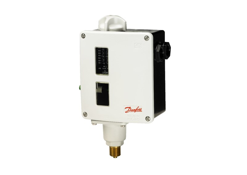 RT117 Pressure Control