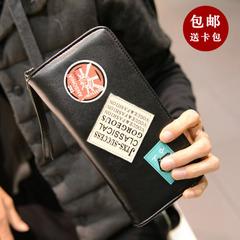 เสื้อผ้าผู้ชายผู้หญิงราคาถูก กระเป๋าแฟชั่น เกาหลี กระเป๋าสตางค์ มี สีดำ