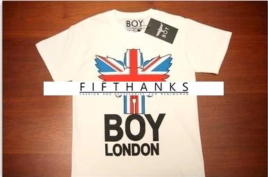 T-SHIRT  BOY  LONDON  x UNION  FLAG  เสื้อยืดแฟชั่น STREETWEAR  STYLE  FASHION