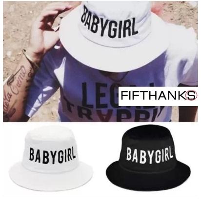 หมวกแฟชั่น DIMPIECE BABYGIRL ,  BUCKET HATแฟชั่น