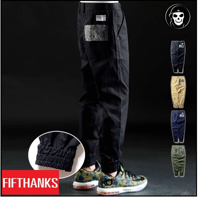 TR0USER$  กางเกงลำลอง jogger  subciety  pants  รุ่นคลาสสิก