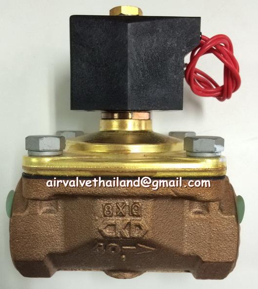 CKD SOLENOID VALVE ADK31-40A-02C 220V