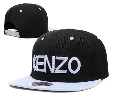 หมวก Hiphop ราคาถูก หมวกเบสบอล Hiphop Kenzo (ปรับได้)