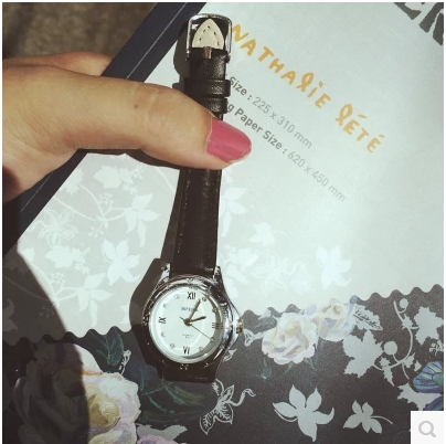 WATCH  นาฬิกาข้อมือแฟชั่น นาฬิกาสำหรับผู้หญิงแนววินเทจ original  diamond  watches  fashion