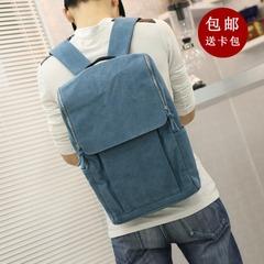 กระเป๋าผู้ชาย ผู้หญิง ราคาถูก กระเป๋าสะพายหลัง เป้ เท่ๆ มี สีดำ สีกาแฟ สีฟ้า สีกากี สีดำหนัง