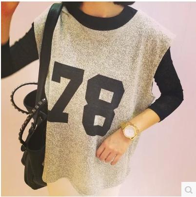 T-SHIRT/BLOUSES  เสื้อแขนยาวแฟชั่น เสื้อผ้าแฟชั่นสำหรับผู้หญิงแนวเกาหลี Korean women t-shirt
