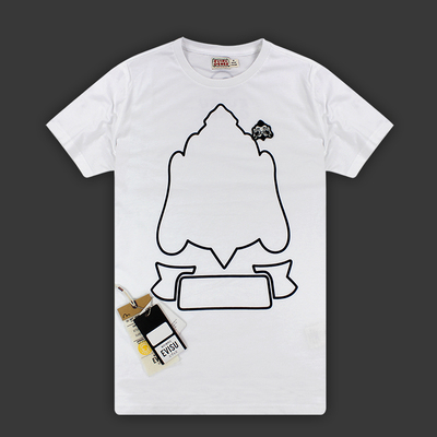 T-SH*RT   EVI*SU  เสื้อยืดแฟชั่นอีวิสุ เสื้อผ้าแฟชั่นผู้ชาย EVI*SU  MASCOT สินค้าแบรนด์ดังในญี่ปุ่น