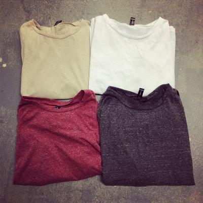 T-SHIRT  AMOUR   เสื้อยืดแฟชั่น แฟชั่นเสื้อยืดเบสิกแขนยาว สำหรับผู้หญิงสไตล์ญี่ปุ่นเกาหลี casual/basic  blouses