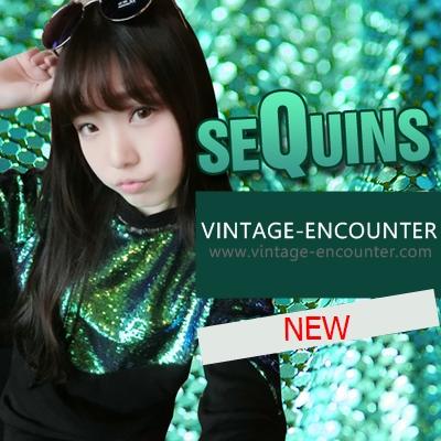 CREW NECK / SWEATER  SEQUINS  เสื้อสเวตเตอร์ผู้เหญิง เสื้อกันหนาวแขนยาวแฟชั่นผู้หญิง เสื้อผ้าแฟชั่นผู้หญิง แฟชั่นเกาหลี ญี่ปุ่น สไตล์อาราจูกุ สินค้าแบรนด์แท้จาก shop counter แฟชั่น 2NE1 Jeon Ji Hyun  , You Who Came From the Stars