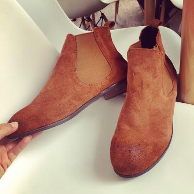 SHOES/BOOTS  CLASSIC รองเท้าหนังแฟชั่น รองเท้าคัทชูผู้หญิงแฟชั่น รองเท้าบูทผู้หญิงแฟชั่น รองเท้าแฟชั่นสำหรับผู้หญิงสไตล์วินเทจ เกาหลี ญี่ปุ่นแฟชั่น