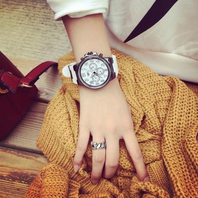 WATCH  นาฬิกาข้อมือแฟชั่น นาฬิการุ่นคลาสสิกผู้หญิงแฟชั่น สินค้าแฟชั่นสำหรับผู้หญิง สไตล์เกาหลี สไตล์ญี่ปุ่น ฮาราจูกุแฟชั่น