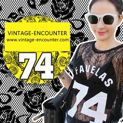 BLOUSES/T-SHIRT  FAVELAS  74  เสื้อผู้หญิงแฟชั่น เสื้อแขนสั้นผ้าลูกไม้ผู้หญิง เสื้อผ้าแฟชั่นผู้หญิง แฟชั่นแนววินเทจ สินค้าแบรนด์แท้จาก shop counter แฟชั่น Jeon Ji Hyun ,  You Who Came From the Stars