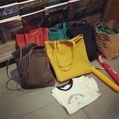 HANDBAG/MESSENGER BAGS  กระเป๋าช้อปปิ้ง กระเป๋าสะพานไหล่ผู้หญิงแฟชั่น เกาหลี ญี่ปุ่น