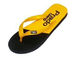 รองเท้าแตะฟองน้ำหูคีบ หูเจาะสายสลับสี Prado ขายส่งยกโหล