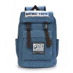 กระเป๋าผู้ชาย ผู้หญิง ราคาถูก กระเป๋าสะพายหลัง เป้ เท่ๆ มี สีดำ สีฟ้า สีน้ำเงิน สีกองทัพเขียว สีน้ำตาล สีกากี