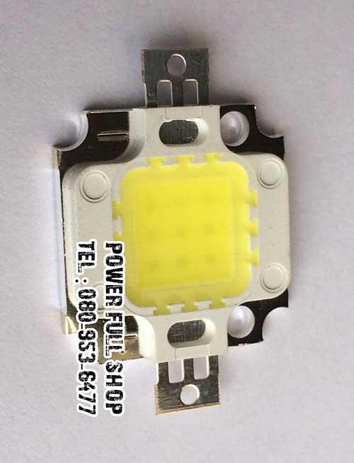 ฟิวส์สปอร์ไลท์ LED 10W Cold White (แสงสีขาว) 60 บาท/ชิ้น ไม่รวมส่ง