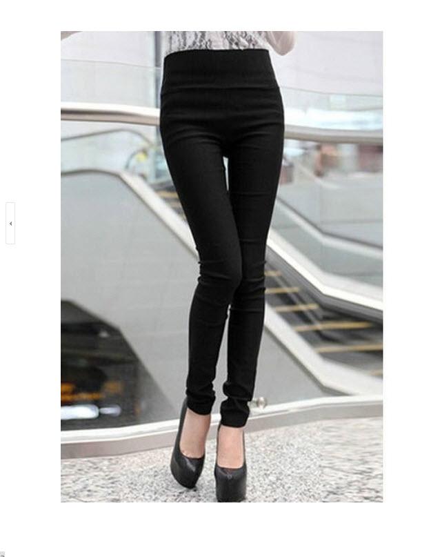 กางเกง กางเกงขายาว กางเกงเลคกิ้ง เลคกิ้ง กางเกงผู้หญิง กางเกงแฟชั่นเลกกิ้ง กางเกงขายาวผู้หญิง กางเกงแฟชั่น กางเกงสวยๆ กางเกงแฟชั่นราคาถูก สีดำ