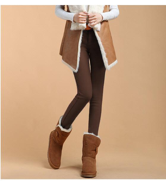 กางเกง กางเกงขายาว กางเกงเลคกิ้ง เลคกิ้ง กางเกงผู้หญิง กางเกงแฟชั่นเลกกิ้ง กางเกงขายาวผู้หญิง กางเกงแฟชั่น กางเกงสวยๆ กางเกงแฟชั่นราคาถูก สีน้ำตาล
