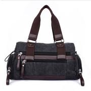 กระเป๋าผู้ชาย ผู้หญิง ราคาถูก กระเป๋าสะพายข้าง ถือ เท่ๆ มี สีกากี สีเขียว สีน้ำตาล สีดำ