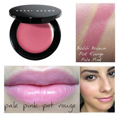 Bobbi Brown Pot Rouge for Lips & Cheeks # 11 Pale Pink บลัชเนื้อครีมหลากหลายคุณประโยชน์ ปรับสูตรใหม่อีกครั้งพร้อมตลับแบบใหม่ที่ดูทันสมัยยิ่งขึ้น สามารถใช้ได้ทั้งปัดแก้มและทาริมฝีปากให้สวยใส สีระเรื่อ ดูสุขภาพดี