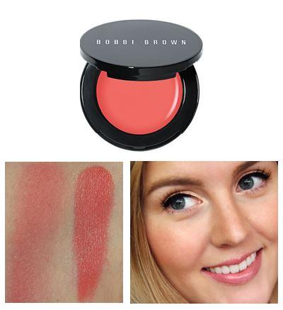 Bobbi Brown Pot Rouge for Lips & Cheeks # 31 Hibiscus บลัชเนื้อครีมหลากหลายคุณประโยชน์ ปรับสูตรใหม่อีกครั้งพร้อมตลับแบบใหม่ที่ดูทันสมัยยิ่งขึ้น สามารถใช้ได้ทั้งปัดแก้มและทาริมฝีปากให้สวยใส สีระเรื่อ ดูสุขภาพดี