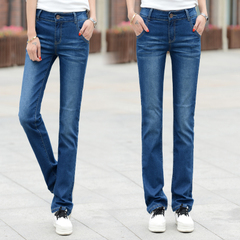 เสื้อผ้าผู้หญิง ราคาถูก กางเกงยีนส์ เท่ๆ มี สีตามรูป มี ไซร์ 26-34