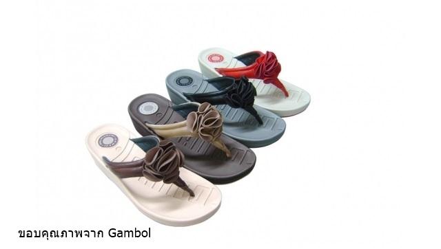รองเท้าแตะ Gambol ขายส่ง