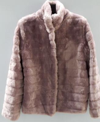 รอบอก 36/37  เสื้อกันหนาวแฟชั่น เสื้อแจ๊คเก็ต เสื้อโค้ท เสื้อขนมิ้ง สีน้ำตาล