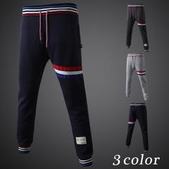 กางเกงผู้ชาย ผู้หญิง ราคาถูก กางเกงลำลอง มี สีน้ำเงิน สีเทาอ่อน สีเทาเข้ม มี ไซร์ M L XL 2XL