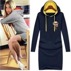 เสื้อผ้าผู้หญิง ราคาถูก เสื้อยืด เสื้อคลุม มี สีเทา สีน้ำเงิน สีชมพู มี ไซร์ S M L XL XXL XXXL 4XL