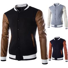 เสื้อผ้าผู้ชาย ราคาถูก เสื้อแจ็คเก็ต เท่ๆ มี สีเทาอ่อน สีน้ำเงิน สีดำ มีไซร์ M L XL XXL