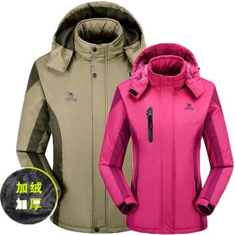 เสื้อโค๊ทกันหนาวกันหิมะ